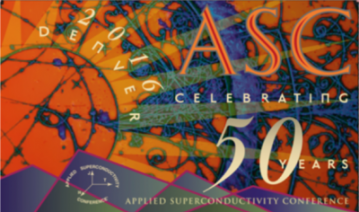 ASC2016 – Applied Superconductivity Conference