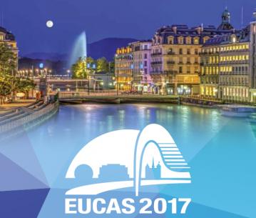 EUCAS 2017 in Geneva!