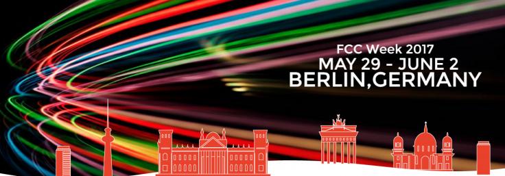 FCC week 2017 in Berlin