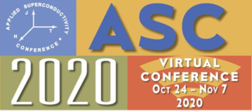 ASC2020: The Applied Superconductivity Conference goes virtual